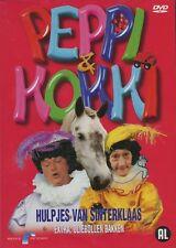 Peppi & Kokki : Hulpjes van Sinterklaas & Oliebollen bakken (DVD)