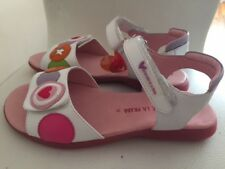 Sandals big  Girl Agatha Ruiz De La Prada sz 35. US 4