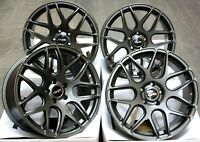 """WEIGHT RATED COMMERCIAL LOAD RATED ALLOY WHEELS 5X118 18"""" CRUIZE CR1 GM"""