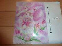 Sailor Moon Art Clear file collection 2 Chibimoon