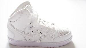 NIKE Kinder Sneakers, Nike Son Of Force  Kinder Unisex Turnschuhe Sneakers Weiß.