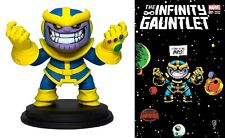 NEW MARVEL ANIMATED THANOS RESIN STATUE MIB SKOTTIE YOUNG Gentle Giant Avengers