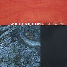 Wolfsheim Casting Shadows Cd NEW SEALED