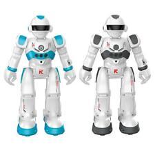 RC Smart Robot Kids Toys Gesture Sensor LED Smart Remote Control Birthday Gift