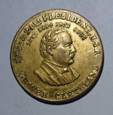 President Grover Cleveland medal medaille token