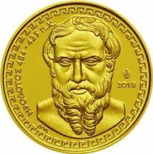 Euro-Gold-Gedenkmünzen aus Griechenland