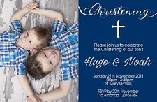 Personalised Christening Invitations Baptism Confirmation Naming Day Invites