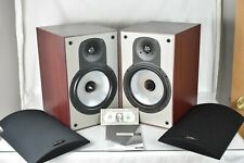 Paradigm Monitor 3 v.3 Shelf Speakers w/Original Boxes   Immaculate!