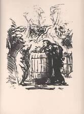 KRYLOV Ivan, Cento favole. 6 litografie originali in nero di Pietro Annigoni