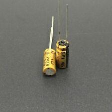 5pcs50pcs 1uf 50v 5x11 Nichicon Fg Fine Gold 50v1uf Top Hifi Audio Capacitor