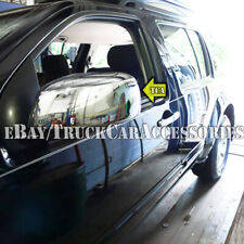 For NISSAN 2005-2016 Frontier +05-2012 Pathfinder Xterra 2 Chrome Mirror Cover