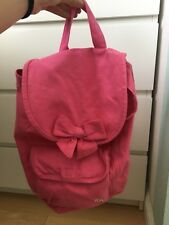 PINK ABERCROMBIE MINI BACKPACK BRAND NEW