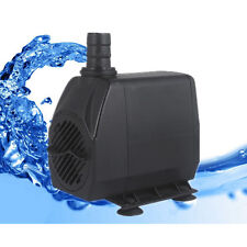 3000LPH Submersible Aqua Aquarium Fountain Pond Marine Water Pump Fish Tank KP