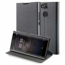 NEW ROXFIT OFFICIAL SONY XPERIA XA2 ULTRA BOOK CASE STAND FUNCTION - BLACK
