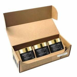 Namyaa Solid Natural Body Perfume For Sensitive Areas 15gm x 3 (Pack of 3)