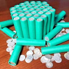 SILVER BARBER DIME ROLL WHEAT CENTS PENNY INVESTMENT OLD US COINS VINTAGE US PDS