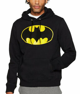 Batman Classic Symbol Logo Hoodie