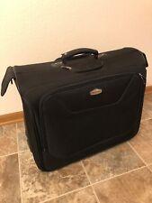 47af743d7e8 Ricardo Beverly Hills Mar Vista 42-Inch 2 Wheel Rolling Garment Bag, Black