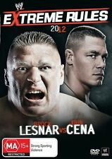 WWE - Extreme Rules 2012 (DVD, 2012) - Region 4