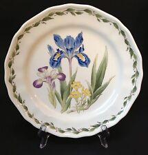 "Noritake Casual Gourmet Garden Iris Floral Dinner Plate 7940/5 Sri Lanka 10 3/4"""