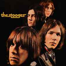 THE STOOGES SELF TITLED ALBUM NEW SEALED LTD COLOURED VINYL LP IN STOCK IGGY POP