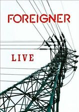 USED (GD) Foreigner: Live (2011) (DVD)