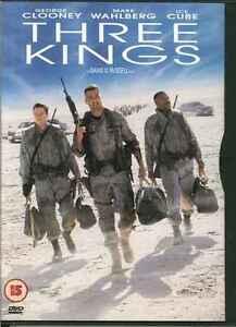 Three Kings, DVD, 2006, Nora Dunn, Jamie Kennedy, Mykelti Williamson