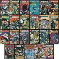 Robocop 1 2 3 4 5 6 7 8 9 10 11 12 13 14 15 16 17 18 19 20 21 22 23 Comic Set