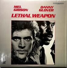 Lethal Weapon (1987) [12371] - Sprache englisch Laserdisc