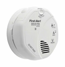 FIRST ALERT  Battery  Photoelectric  Smoke and Carbon Monoxide Alarm