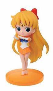 "Sailor Venus - Sailor Moon Q Posket Petit Vol. 2 Small 3"" Figure Banpresto NIB"