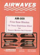 Airwaves Fine razor saw blade Set No.2 # AEM009
