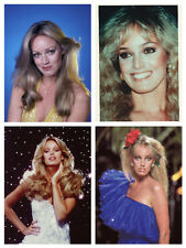 Susan Anton HUGE collection / lot 300+ photos, clippings & magazine articles V1