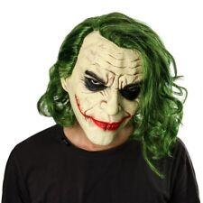joker mask joaquin phoenix Batman masque Latex masque Costume de fête clown