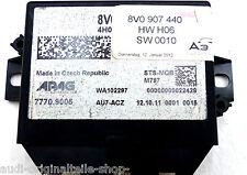 Ortung Diebstahl Audi A3 S3 8V Steuergerät Fahrzeugortung Tracking  8V0907440