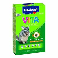 VITAKRAFT Vita Special All Ages (Regular) - Chinchilla - 600g - Futter Nager
