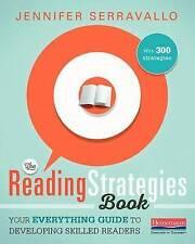 NEW The Reading Strategies Book By Jennifer Serravallo Paperback Free Shipping