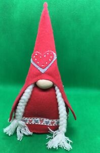 Gnome Nisse Tomte Decoration handmade in Uk