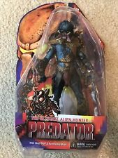 "NECA 7"" ALIEN HUNTER PREDATOR Series 10 NIGHTSTORM KENNER 7"" action figure"