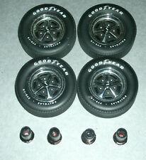 1/18 Scale Chevy SS Magnum 500 Wheels & Goodyear Polyglas Tire Set - GMP Parts