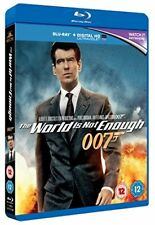 The World Is Not Enough [Blu-ray] [1999] [DVD][Region 2]