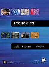 Economics by John Sloman (Paperback, 2002)