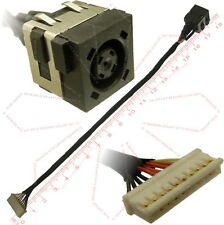 DELL Precision M4700 M 4700 DC Jack Power Socket Cable Connector Harness