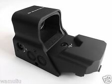 Digital Tactical 8 Reticle 8 levels intensity Holo Reflex Sight Red Green Dot