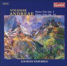 Locrian Ensemble; Manning; ...-Piano Trios  CD NEW