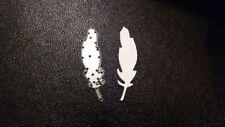 Sizzix DIE Cutter Pequeño pluma o se adapta a Big Shot Cuttlebug