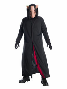 Jigsaw (Saw 8) Pig Face Adult Mens Costume