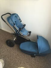 Quinny Buzz Buggy Pram Travel System Lots Of Extras