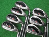 CALLAWAY Big Bertha 2004 JAPAN JP MODEL 7pc R-flex IRONS SET Golf Clubs