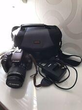 Canon EOS 1100D / EOS Rebel T3 12.2MP Digitalkamera - Braun (Kit mit EF-S...